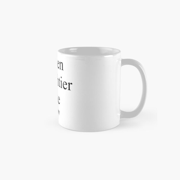 Proverb: The pen is mightier than the sword. #Proverb #pen #mightier #sword. Пословица: Перо сильнее меча Classic Mug