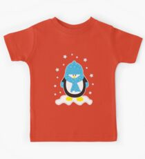 Baby It's Cold Outside [Boy Penguin] Kids Clothes