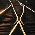 Railway Tracks by Kasia Nowak