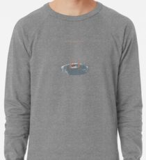 Not Waving, But Drowning Lightweight Sweatshirt