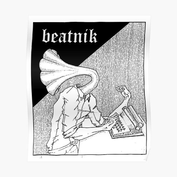 The Beatnik Poster