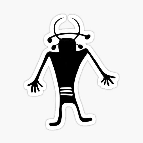 Capitol Reef Petroglyph Sticker