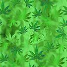 Weed Green von Sartoris Art & Photography