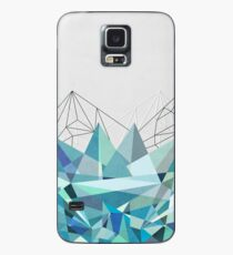Colorflash 3 Turquoise Case/Skin for Samsung Galaxy