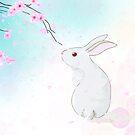 Was denkst du kleines Kaninchen von wackelnasen