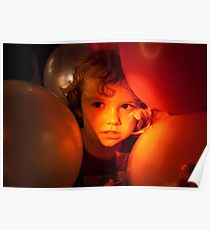 Redbubble Child Poster