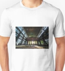Rail Yards Unisex T-Shirt