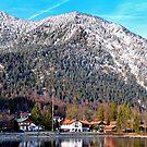Mountain Herzogstandberg by Daidalos