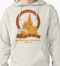 Big Thunder Mountain Railroad Pullover Hoodie