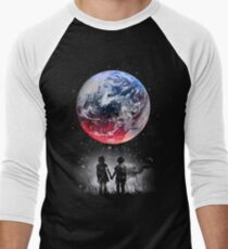 Until The End Of The World Baseball ¾ Sleeve T-Shirt