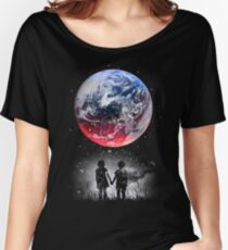 Until The End Of The World Loose Fit T-Shirt