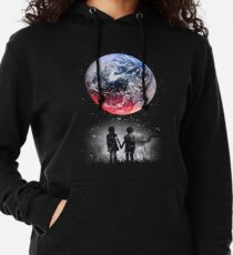 Until The End Of The World Leichter Hoodie