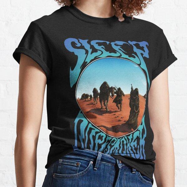 """Kalifornien. Die Band erlangte zu Beginn ihrer Karriere kritische Aufmerksamkeit und Aufmerksamkeit bei Plattenlabels. Der Kritiker Eduardo Rivadavia beschreibt sie als """"vielleicht die ultimative Stoner-Rockband"""".  Schlaf Classic T-Shirt"""
