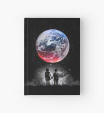 Until The End Of The World Hardcover Journal