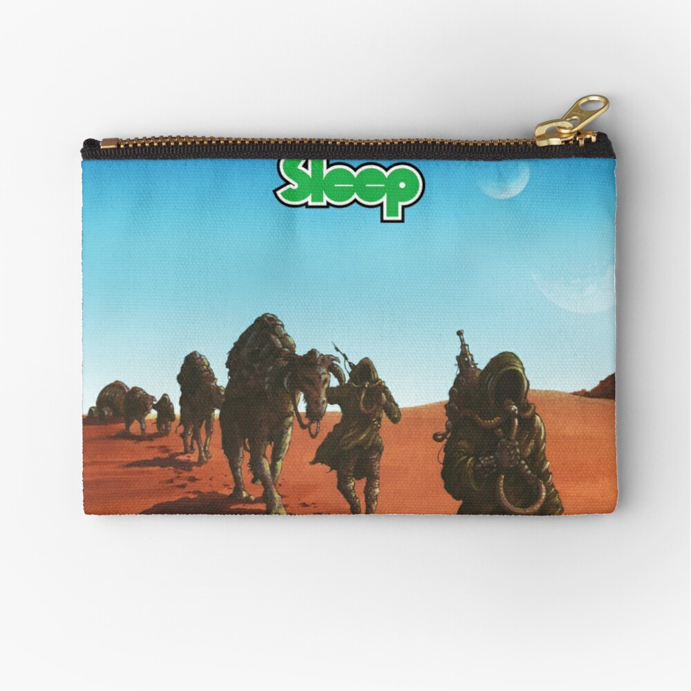 Sleep - Dopesmoker | Zipper Pouch