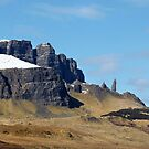 Old Man of Storr, Isle of Skye, Scotland. by Jonathan Maddock