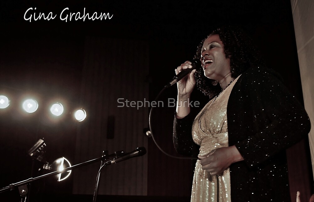 Live show.. by Stephen Burke