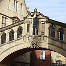 Seufzerbrücke, Oxford von CreativeEm