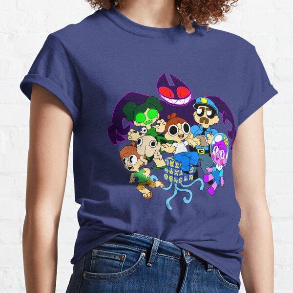 John Bob Legends Character Collage Classic T-Shirt