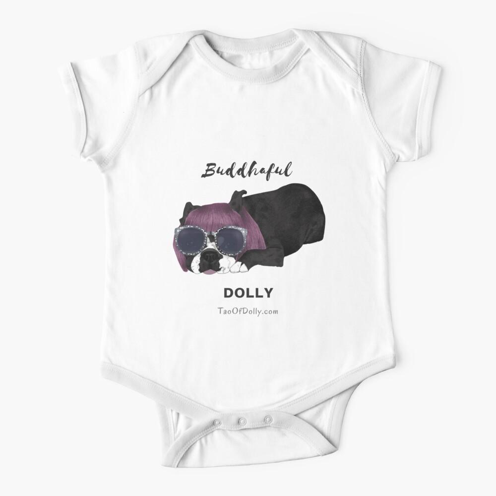 Buddhaful Dolly  Baby One-Piece