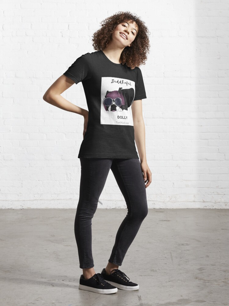 Alternate view of Buddhaful Dolly  Essential T-Shirt