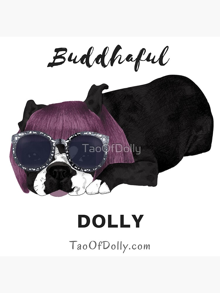 Buddhaful Dolly  by TaoOfDolly