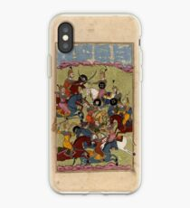 Persian Poetry Ancient Book Phone Case iPhone Case