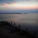 Galveston Bay Texas  by G. David Chafin