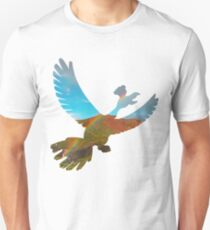 Ho-oh used fly T-Shirt