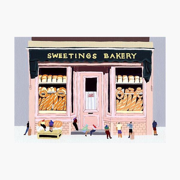 Sweeting Bakery Photographic Print