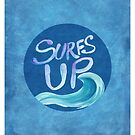 Surf's Up by Eleni Dreamel