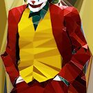 Joker the son of Pagliacci by angeldecuir