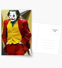 Joker the son of Pagliacci Postales