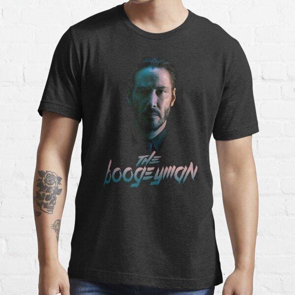 La combustion de Wick. T-shirt essentiel
