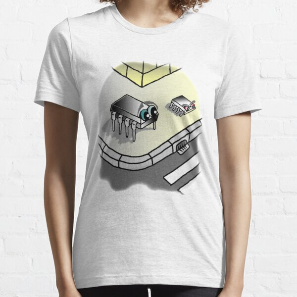 Package DIP and package SOIC in a corner Essential T-Shirt