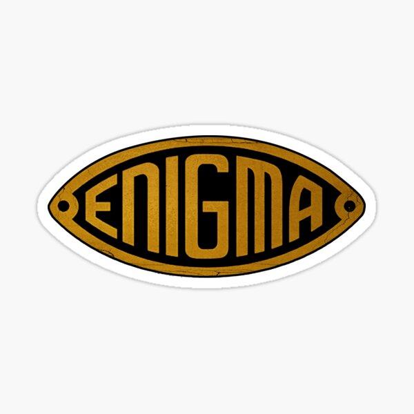 Enigma Machine Germany ww2 Sticker