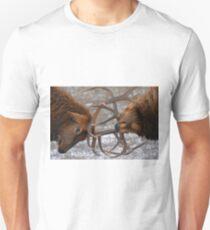 Bull Elk In The Rut T-Shirt