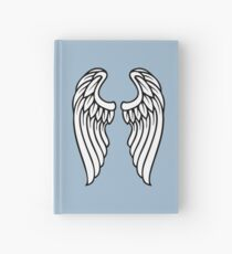 Vector Wings Hardcover Journal