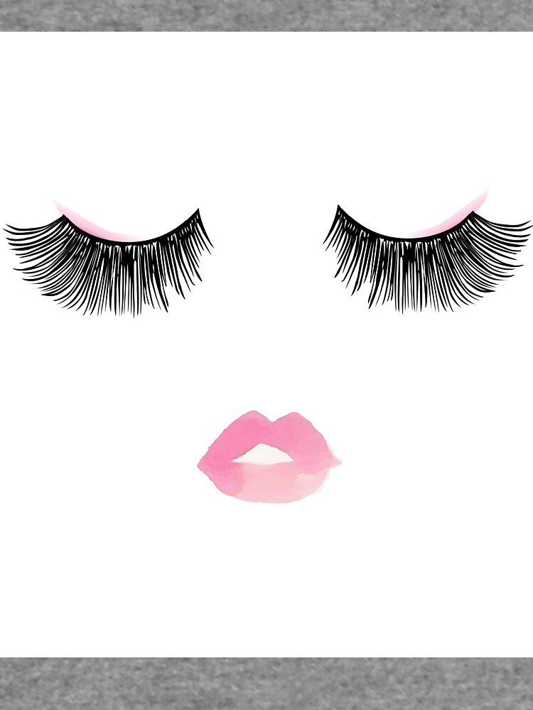 Fashion Eyelashes by FashionDoodles