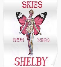 Lil Skies Shelby March Poster