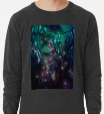 Nocturne (with Fireflies) Lightweight Sweatshirt