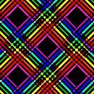 Rainbow Gradient Weave 2 by Etakeh