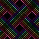 Rainbow Gradient Weave 4 by Etakeh