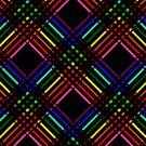 Rainbow Gradient Weave 5 by Etakeh