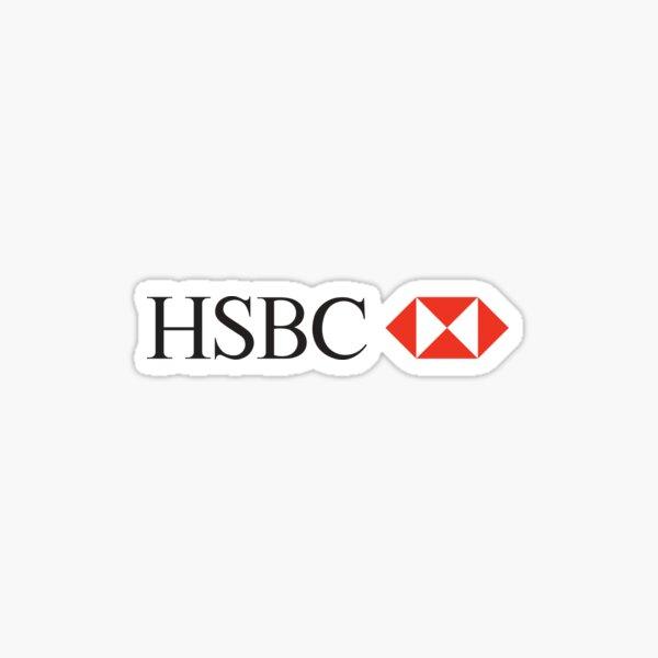 hsbc Sticker