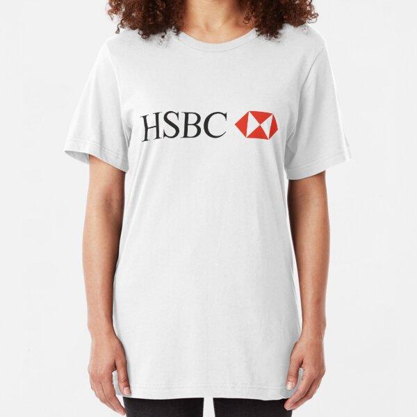 hsbc Slim Fit T-Shirt