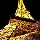 American Eiffel Tower by Evgenia Attia