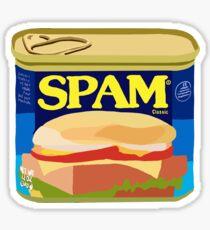 Spam Illustration  Sticker