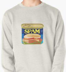 Spam Illustration  Pullover Sweatshirt