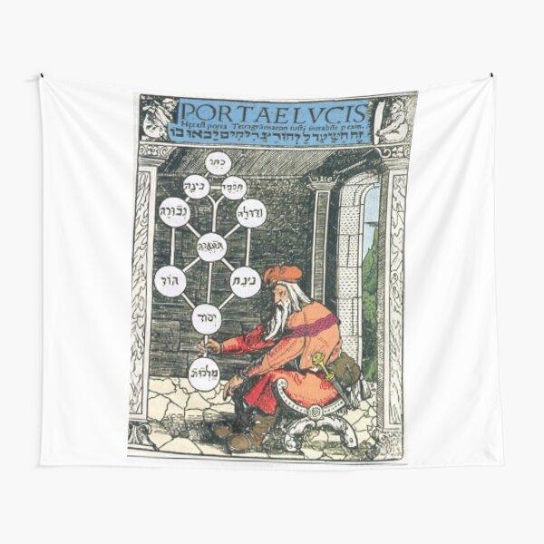 Tree of life (Kabbalah) #TreeofLife #Kabbalah Tapestry